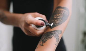 Dövme Temizleme ve Bakımı