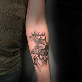 Fuat Tolga Tattoo
